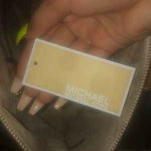 Michael Kors Bags - Vanilla Michael Kors Purse (BRAND NEW)